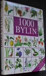 náhled knihy - 1000 bylin Tisíc bylin