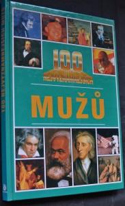 náhled knihy - 100 nejvýznamnějších mužů