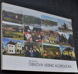 náhled knihy - Obnova vesnic Kloboucka