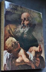 náhled knihy - Umění baroku v Čechách