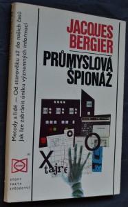 náhled knihy - Průmyslová špionáž