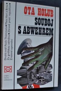 náhled knihy - Souboj s abwehrem