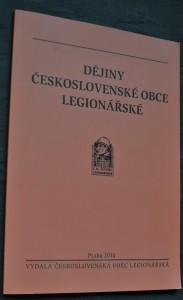 náhled knihy - Dějiny Československé obce legionářské