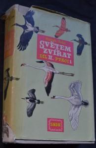 náhled knihy - Světem zvířat. II. díl. 1. část, Ptáci