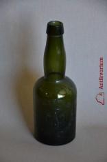 náhled knihy - Pivní lahev Svatek & Co Smíchov Prague