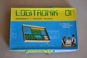 náhled knihy - Logitronik 01