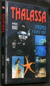 náhled knihy - Thalassa : Evropou v kapce vody