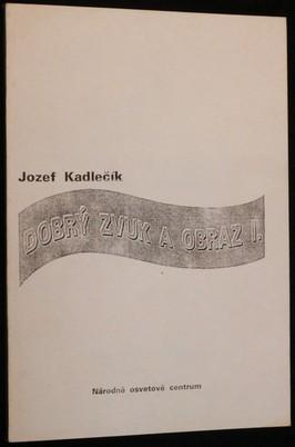 náhled knihy - Dobrý zvuk a obraz I.