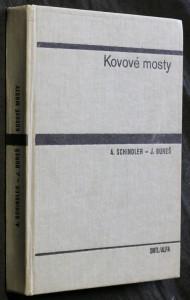 náhled knihy - Kovové mosty : Učebnice pro stavební fak.