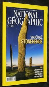 náhled knihy - National Geographic. Česko. Srpen 2014