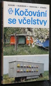 náhled knihy - Kočování se včelstvy