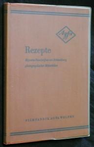 náhled knihy - Rezepte