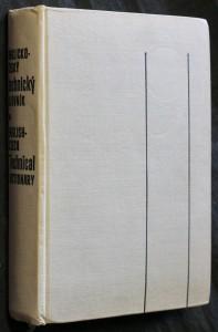 náhled knihy - Anglicko-český technický slovník : určeno [také] studujícím