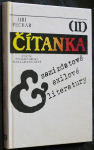 náhled knihy - Čítanka exilové a samizdatové literatury II. díl