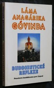 náhled knihy - Buddhistické reflexe : poselství buddhismu pro Západ