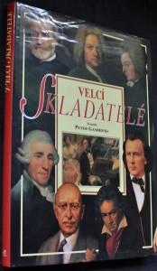 náhled knihy - Velcí skladatelé