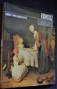 náhled knihy - Ermitáž, Leningrad