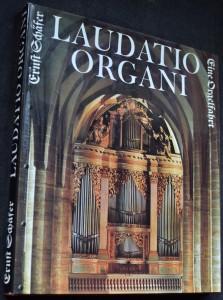 náhled knihy - Laudatio organi : Eine Orgelfahrt von der Ostsee bis zum Erzgebirge
