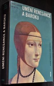 náhled knihy - Encyklopedie umění renesance a baroku