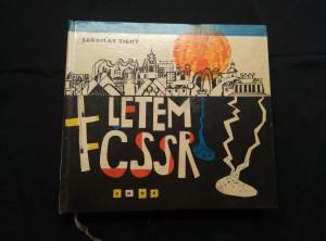 náhled knihy - Letem ČSSR (il. J. Kovařík)