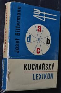 náhled knihy - Kuchařský lexikon : výbor popisů známých i méně známých jídel