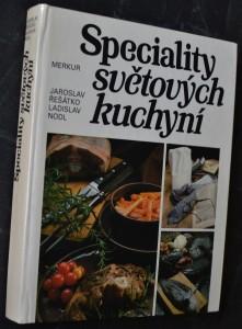 náhled knihy - Speciality světových kuchyní