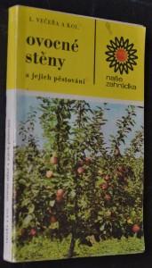 náhled knihy - Ovocné stěny a jejich pěstování
