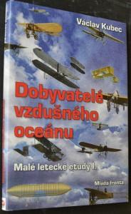 náhled knihy - Malé letecké etudy. Díl I., Dobyvatelé vzdušného oceánu