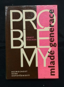 náhled knihy - Problémy mladé generace, Bezmocnost nebo odpovědnost (lam, 236 s.)