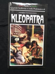 náhled knihy - Kleopatra (lam., 285 s.)