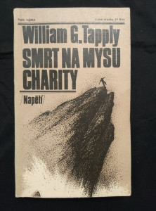 náhled knihy - Smrt na mysu Charity (Obr, 208 s.)