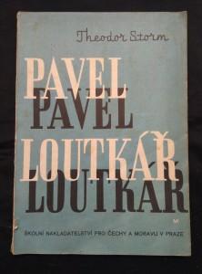 náhled knihy - Pavel loutkář (Obr, 60 s.)