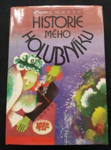 náhled knihy - Historie mého holubníku (Ocpl, 368 s., ob a il. E. Bednářová)