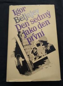 náhled knihy - Den sedmý jako den první (Blízký východ 60. let - Ocpl)