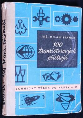 náhled knihy - 100 tranzistorových přístrojů