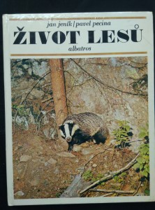 náhled knihy - Život lesů (A4, lam, 80 s., foto, il. Květoslav Hísek ad.)