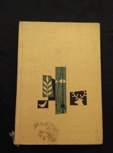 náhled knihy - Mladým lovcům (foto autor)
