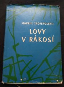náhled knihy - Lovy v rákosí (Ocpl, 152 s., ob a il. A. Paderlík)