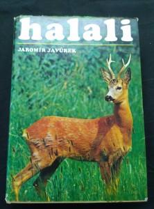 náhled knihy - Halali (Ocpl, 332 s., il. P. Vanke)