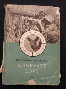 náhled knihy - Nekrvavé lovy (A4, Oppl, 124 s., 192 hlbt. Foto)