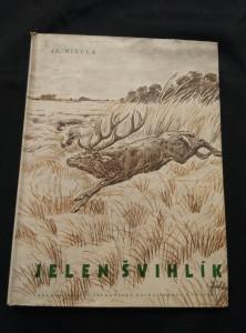 náhled knihy - Jelen Švihlík (A4, Oppl, 88 s., il. J. Židlický)