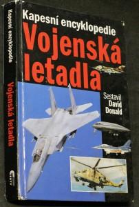 náhled knihy - Vojenská letadla : kapesní encyklopedie