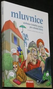 náhled knihy - Učebnice českého jazyka pro střední školy. Mluvnice