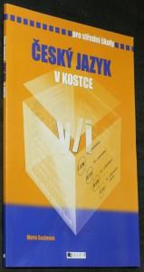 náhled knihy - Český jazyk v kostce : pro střední školy