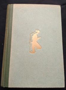 náhled knihy - Štvanec (1.vyd., Oppl, b. ob., 254 s., vaz. V. Kubašta
