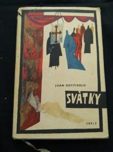 náhled knihy - Svátky (Ocpl, 196 s., ob a vaz  A. Born)