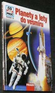 náhled knihy - Planety a lety do vesmíru