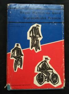 náhled knihy - Starosvětská Francie (Ocpl, 128 s., ob Z. Seydl, il. E. Hájek, dosl. A. J. Liehm)