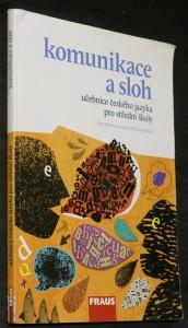 náhled knihy - Učebnice českého jazyka pro střední školy