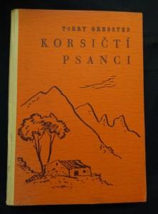 náhled knihy - Korsičtí psanci (Oppl, 346 s., il. F. Stejskal, b ob.)
